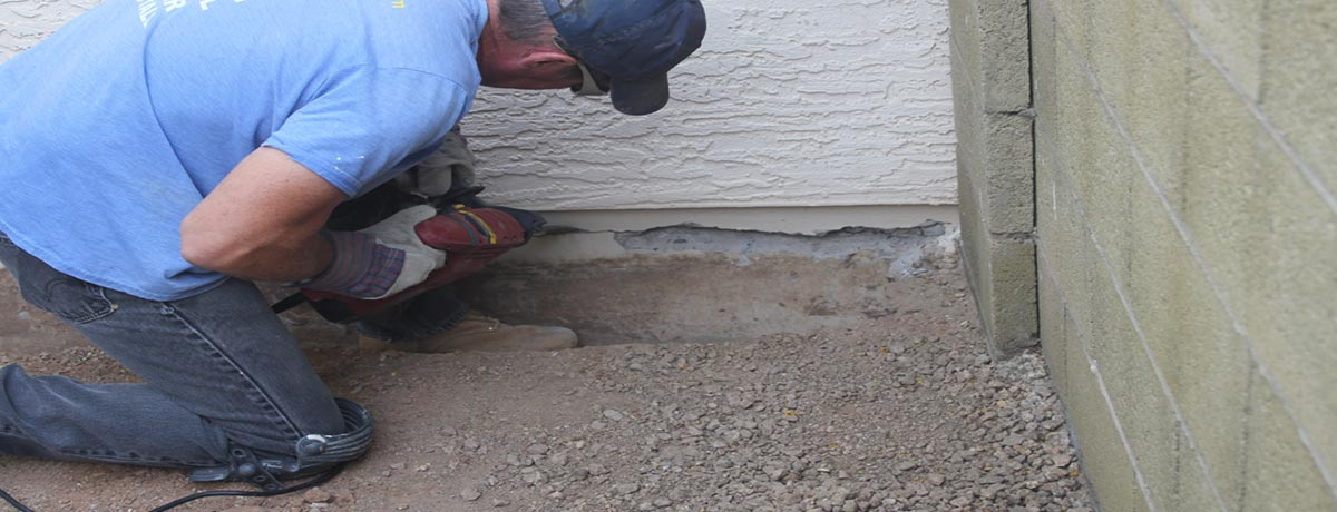 Gilbert Foundation Repair by Expert Foundation Repairmen