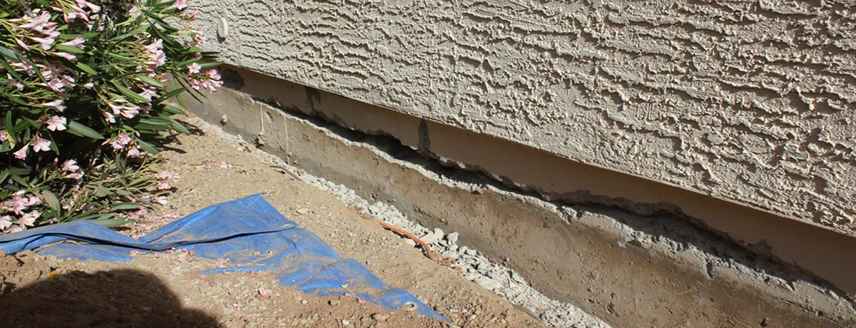 fixing foundation cracks phoenix by expert foundation repairmen - Fixing Foundation Cracks