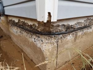 Stem wall repair foundation repair experts arizona for Foundation stem wall