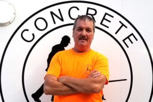 The Concrete Repairman