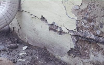 Find A Cracked Foundation